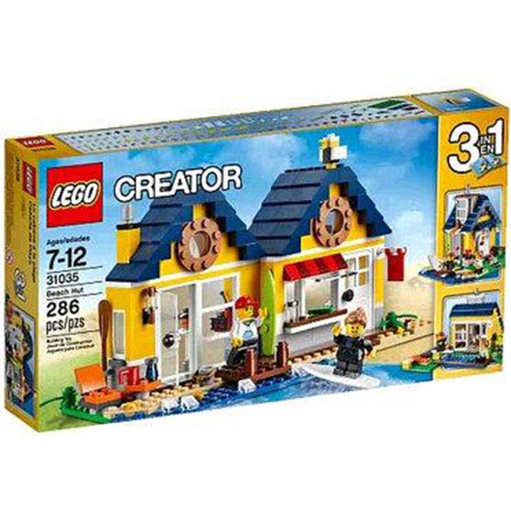 LEGO 樂高積木 31035 海灘小屋