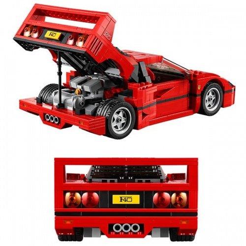 LEGO 樂高積木 Creator 系列 10248 Ferrari F40