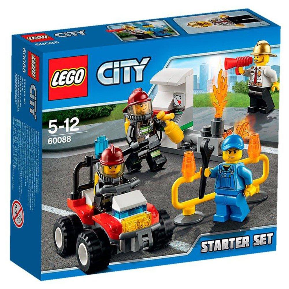 LEGO 樂高積木 60088 消防系列入門套裝