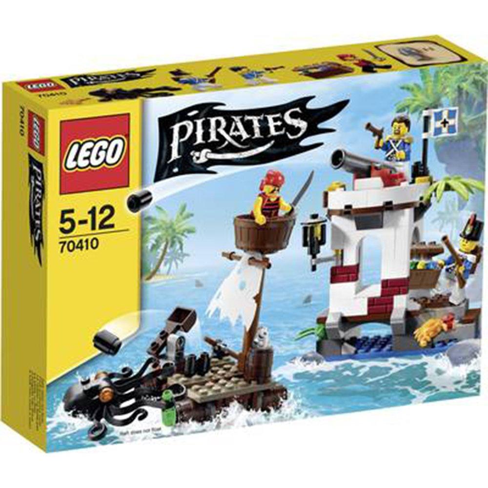 樂高積木 LEGO 海盜系列 70410 士兵前哨站