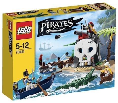 LEGO70411寶藏島