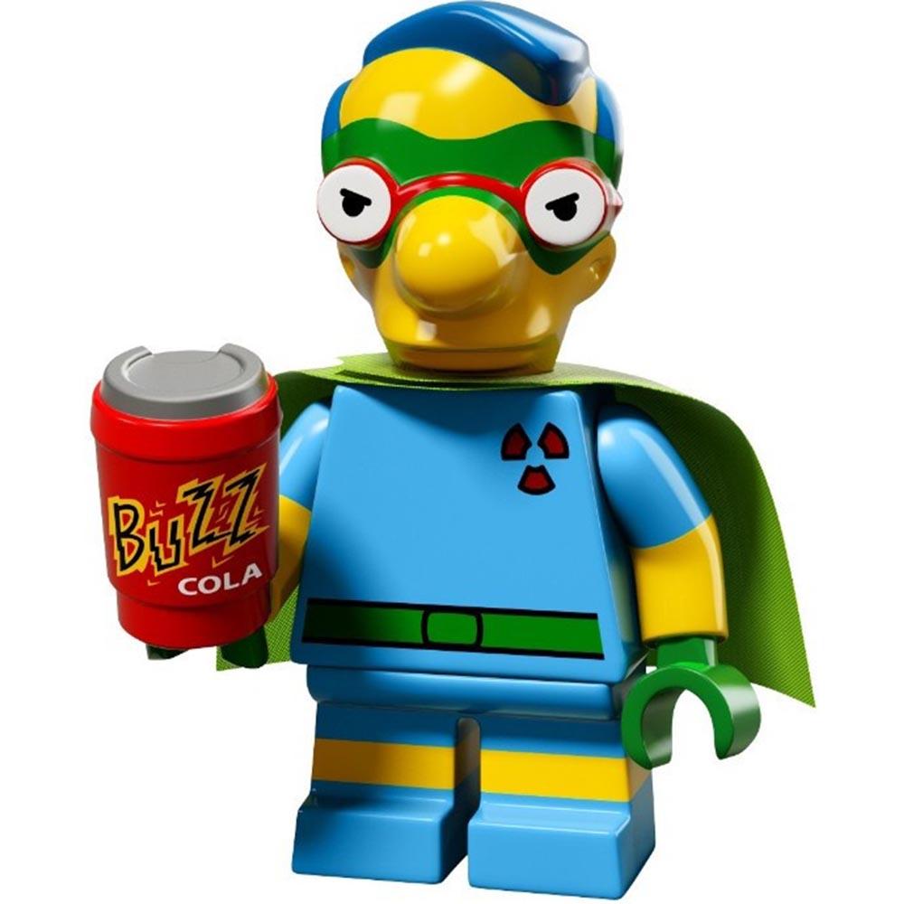 LEGO 71009 辛普森家庭 人偶包單售06 Milhouse as Fallout Boy