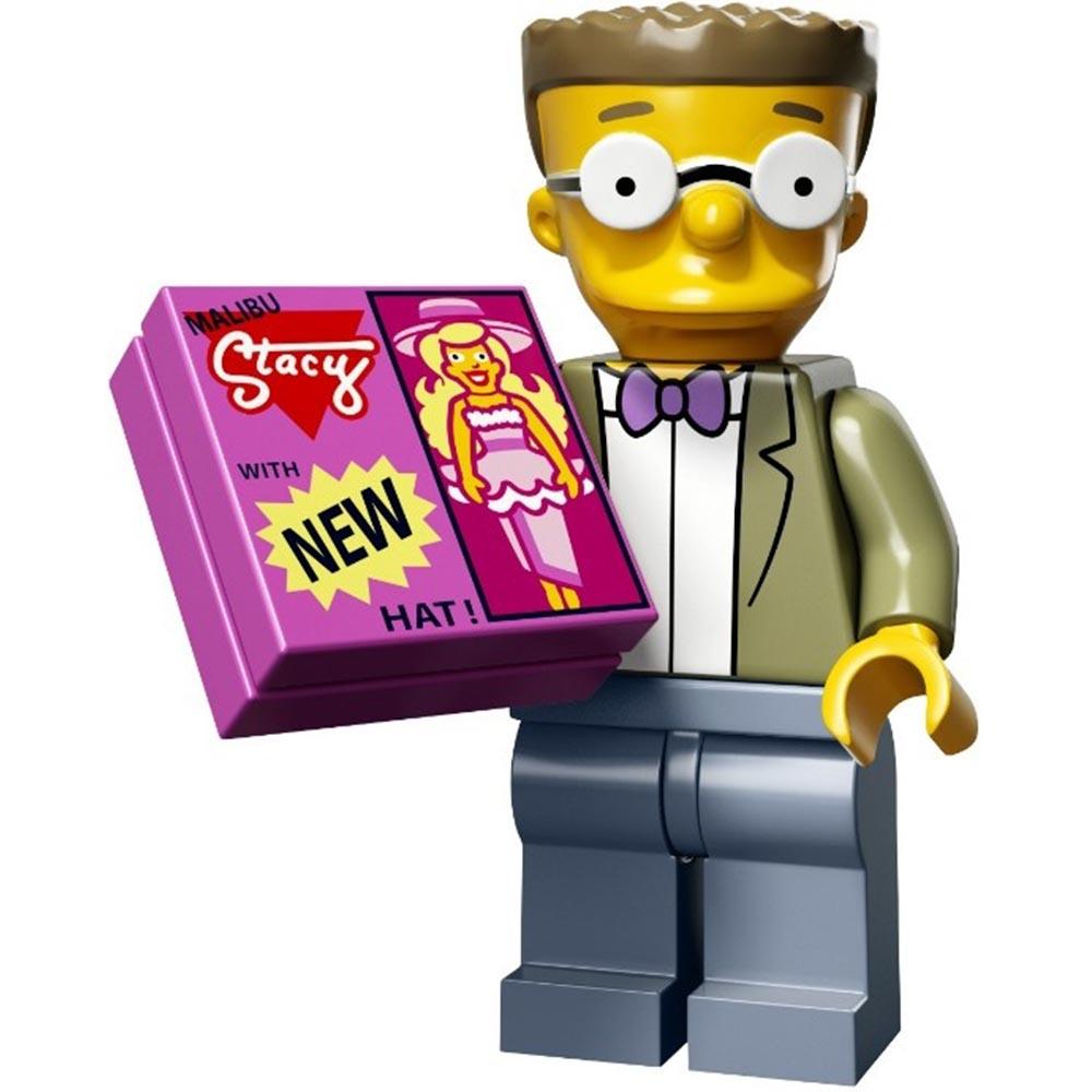 LEGO 71009 辛普森家庭 人偶包單售15 號 Waylon Smithers, Jr.郭董的助手 艾甲甲