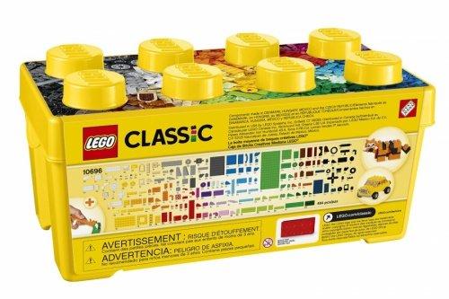 LEGO樂高積木LEGO Classic 10696 樂高® 中型創意拼砌盒