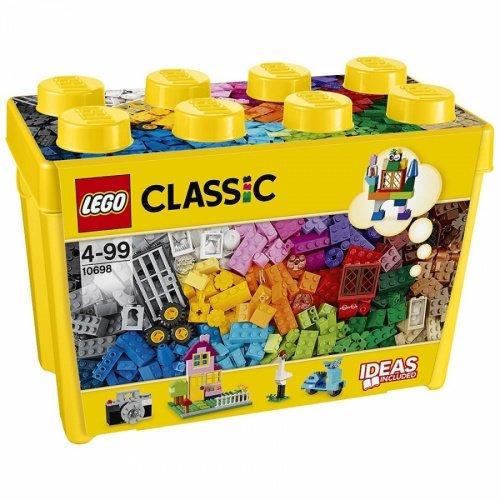 LEGO樂高積木LEGO Classic 10698 樂高® 大型創意拼砌盒