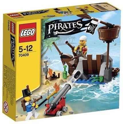 LEGO70409沉船爭奪戰