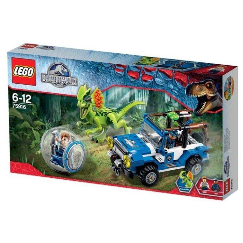 LEGO 樂高積木 75916 伏擊雙脊龍