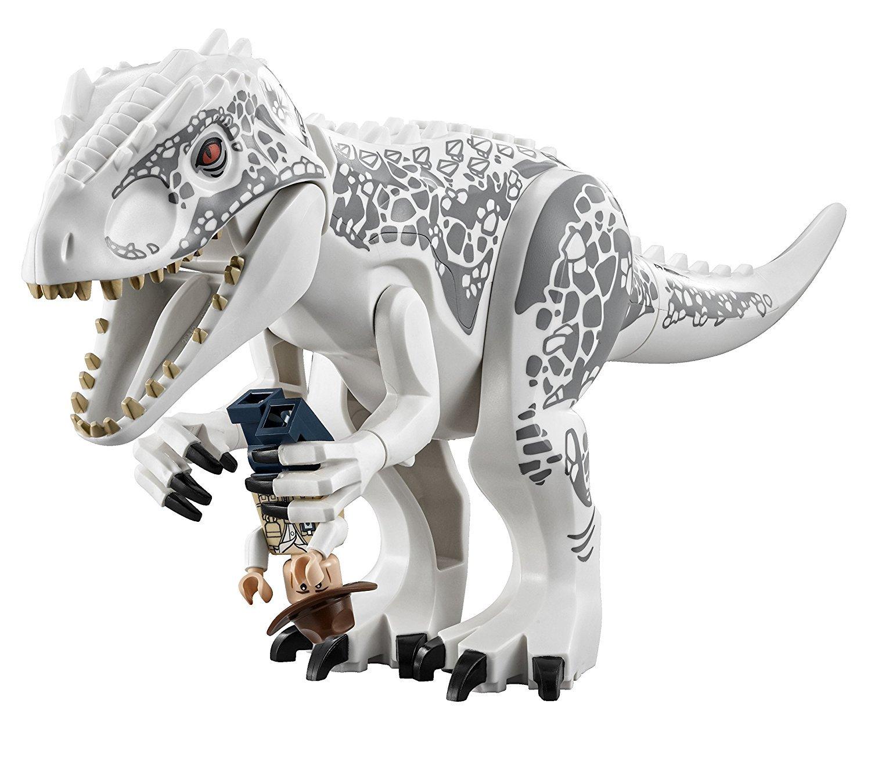 LEGO 樂高積木 Jurassic 恐龍系列 75919 侏羅紀世界帝王暴龍脫逃