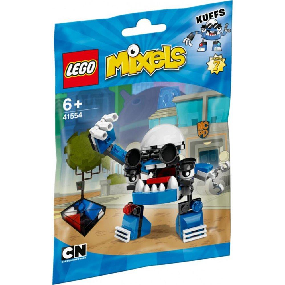 LEGO 樂高積木 Mixels系列 41554 Mixels 7-Kuffs