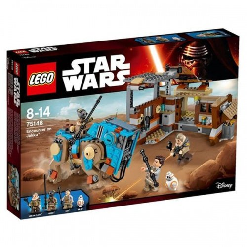 樂高積木LEGO 星際大戰 Star Wars 75148 Encounter on Jakku