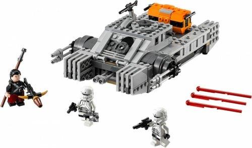 樂高積木LEGO 星際大戰 Star Wars 75152 Imperial Assault Hovertank™