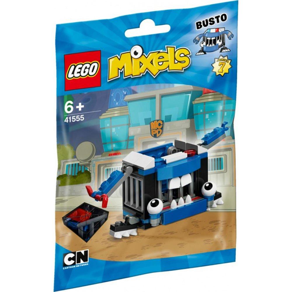 LEGO 樂高積木 Mixels系列 41555 Mixels 7-Busto