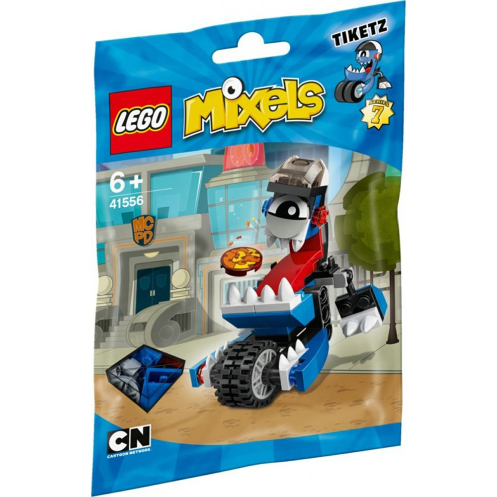LEGO 樂高積木 Mixels系列 41556 Mixels 7-Tiketz