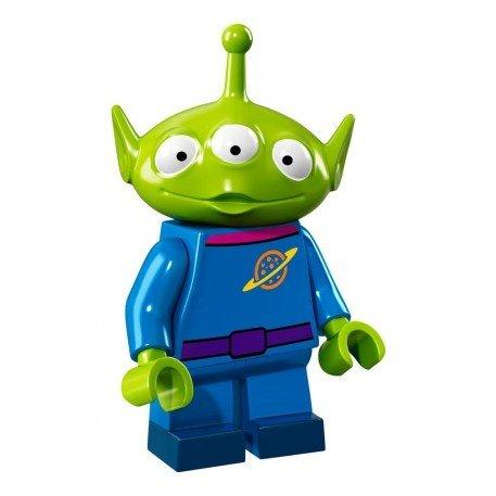 樂高積木 LEGO Minifigures 人偶抽抽樂 71012-迪士尼人偶包 單售(三眼怪)