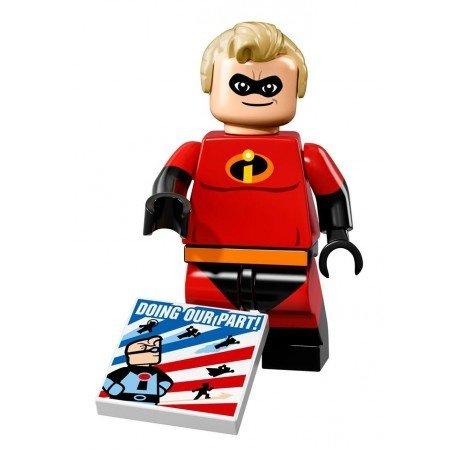 樂高積木 LEGO Minifigures 人偶抽抽樂 71012-迪士尼人偶包 單售(超能先生)