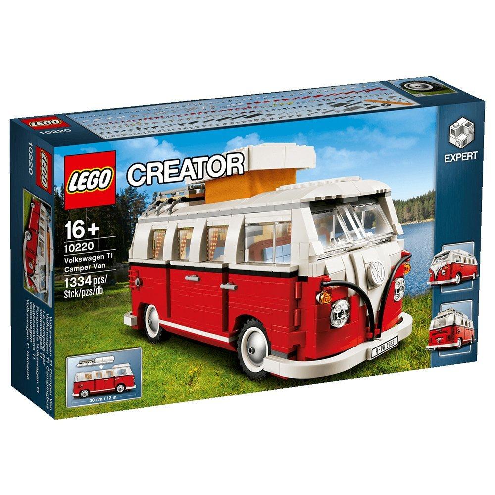 樂高積木LEGO 10220 Volkswagen T1 Camper Van