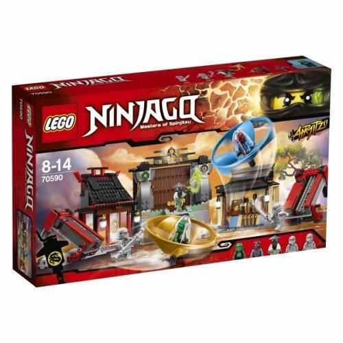 LEGO 樂高積木 Ninjago 70590 飛天忍者競技場