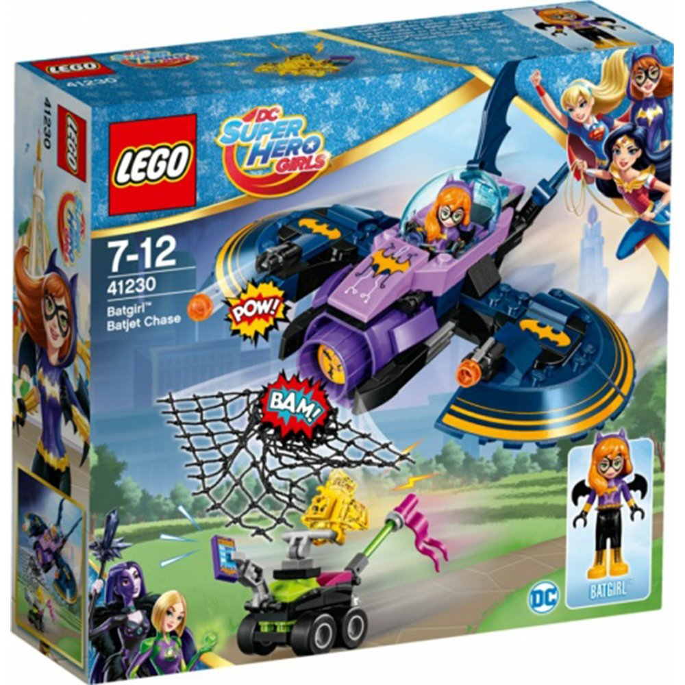 LEGO 樂高積木 DC Super Hero Girls系列 41230 Batgirl™ Batjet