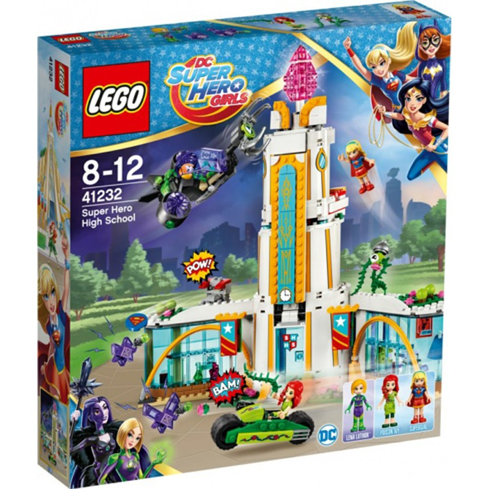 LEGO 樂高積木 DC Super Hero Girls系列 41232 Super Hero High School