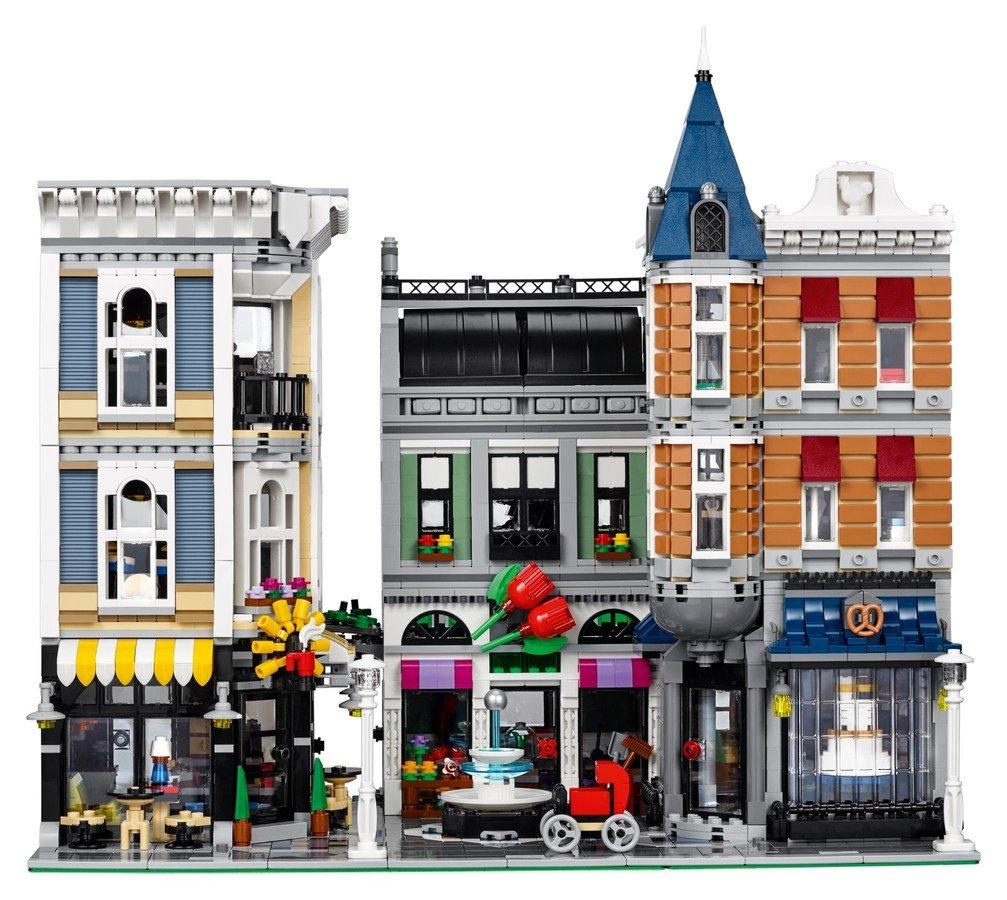 LEGO 樂高積木 Creator 系列 10255 集會廣場 Assembly Square