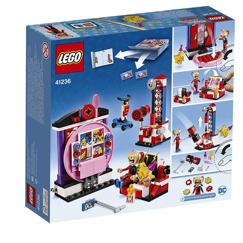 LEGO 樂高積木 DC Super Hero Girls系列 41236 哈雷奎因的宿舍