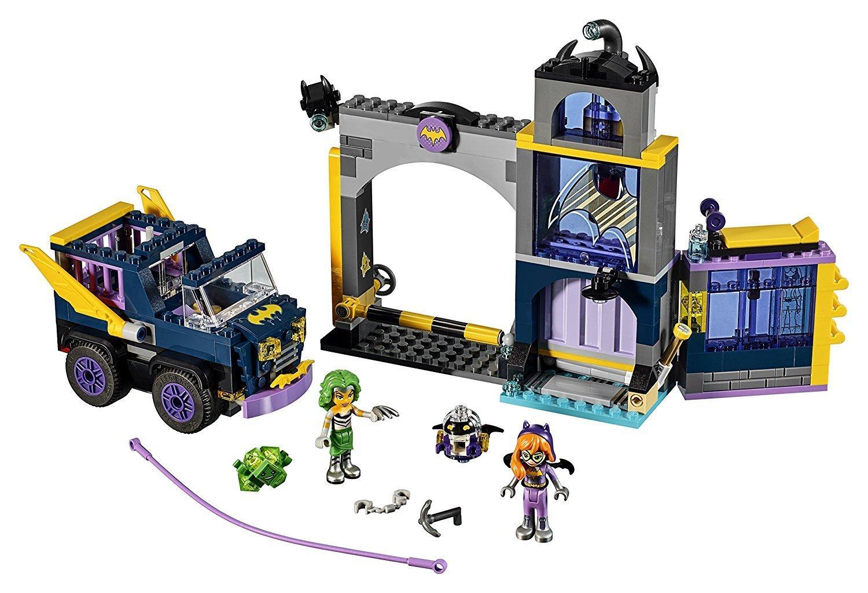 LEGO 樂高積木 DC Super Hero Girls系列 41237 蝙蝠女的秘密地堡