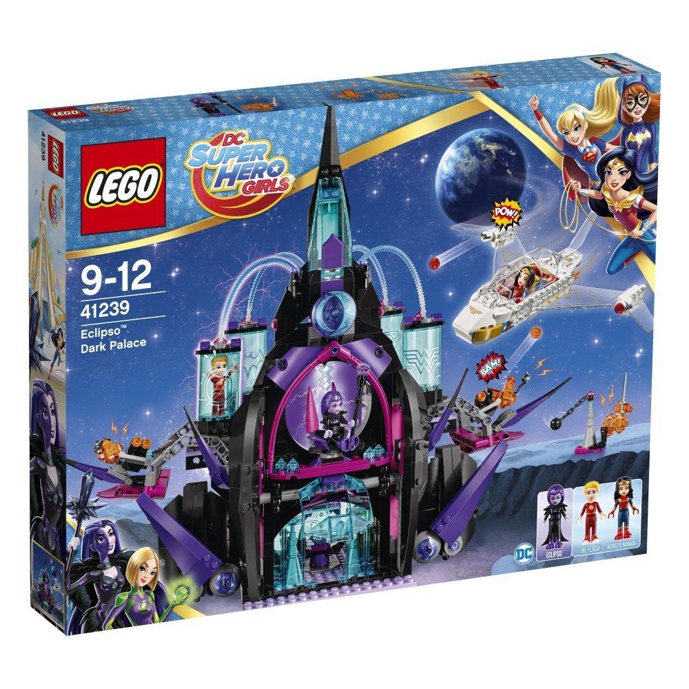 LEGO 樂高積木 DC Super Hero Girls系列 41239 天蝕的黑暗宮殿