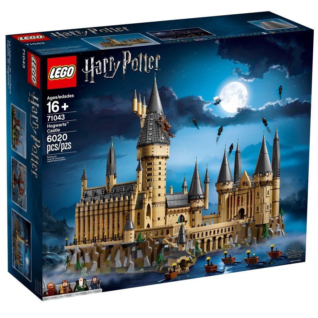 LEGO 樂高積木 Harry Potter 哈利波特 71043 霍格華茲城堡