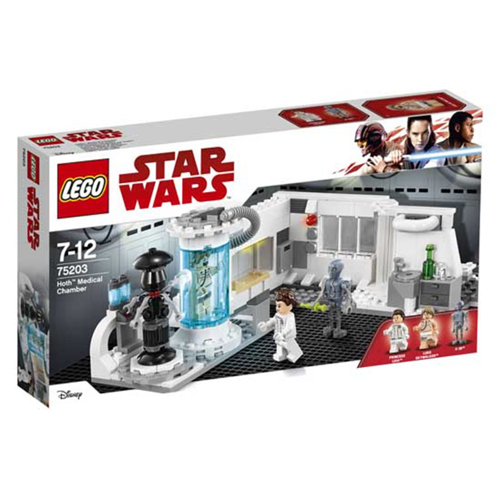 LEGO 樂高積木 Star Wars 75203 Hoth™ Medical Chamber