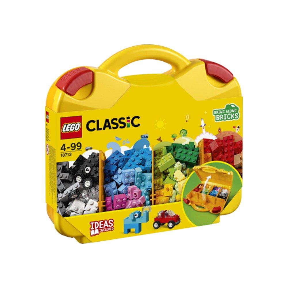 LEGO樂高積木LEGO Classic 10713 創意手提箱