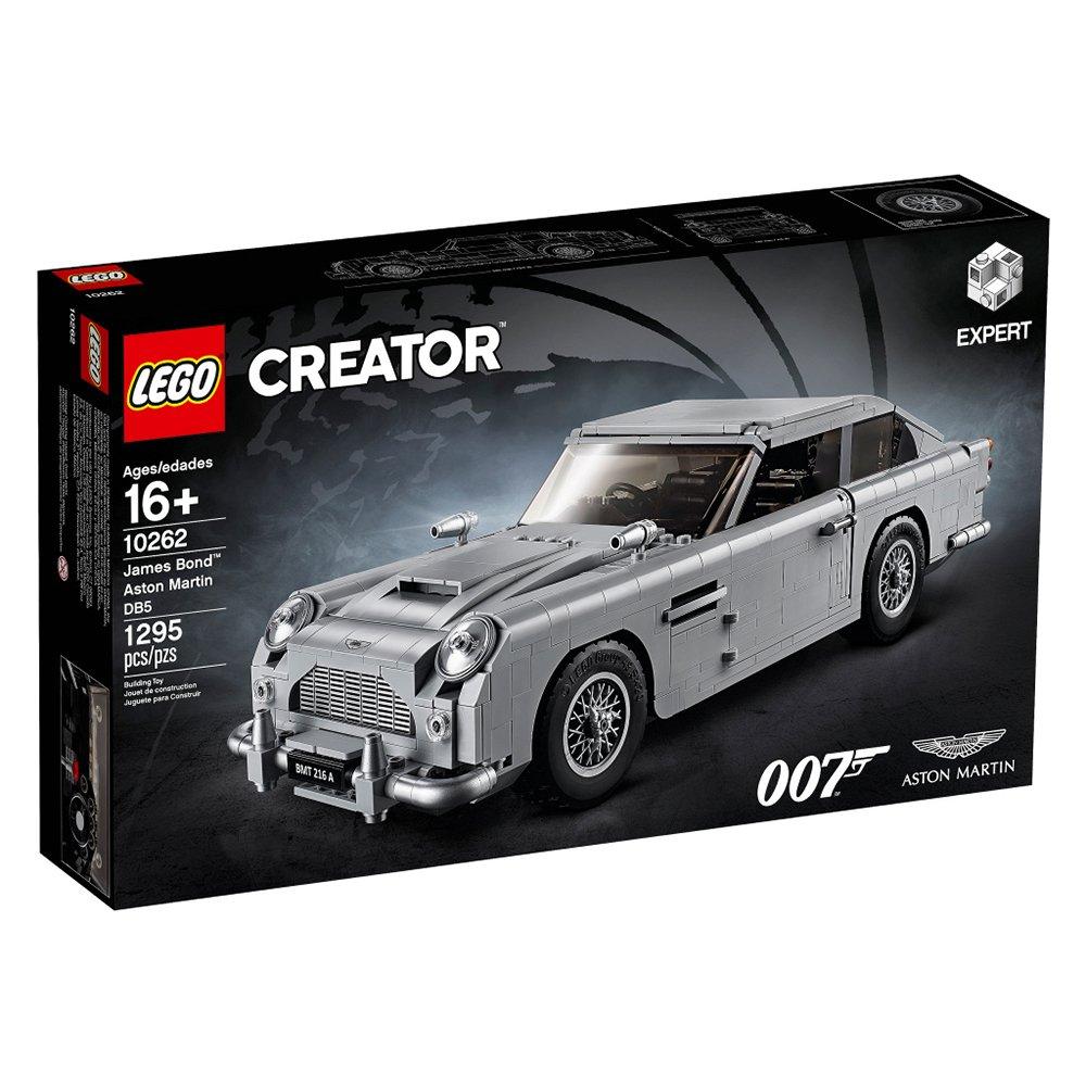 樂高積木 LEGO Creator Expert系列 10262 007詹姆士·龐德奧斯頓馬丁DB5