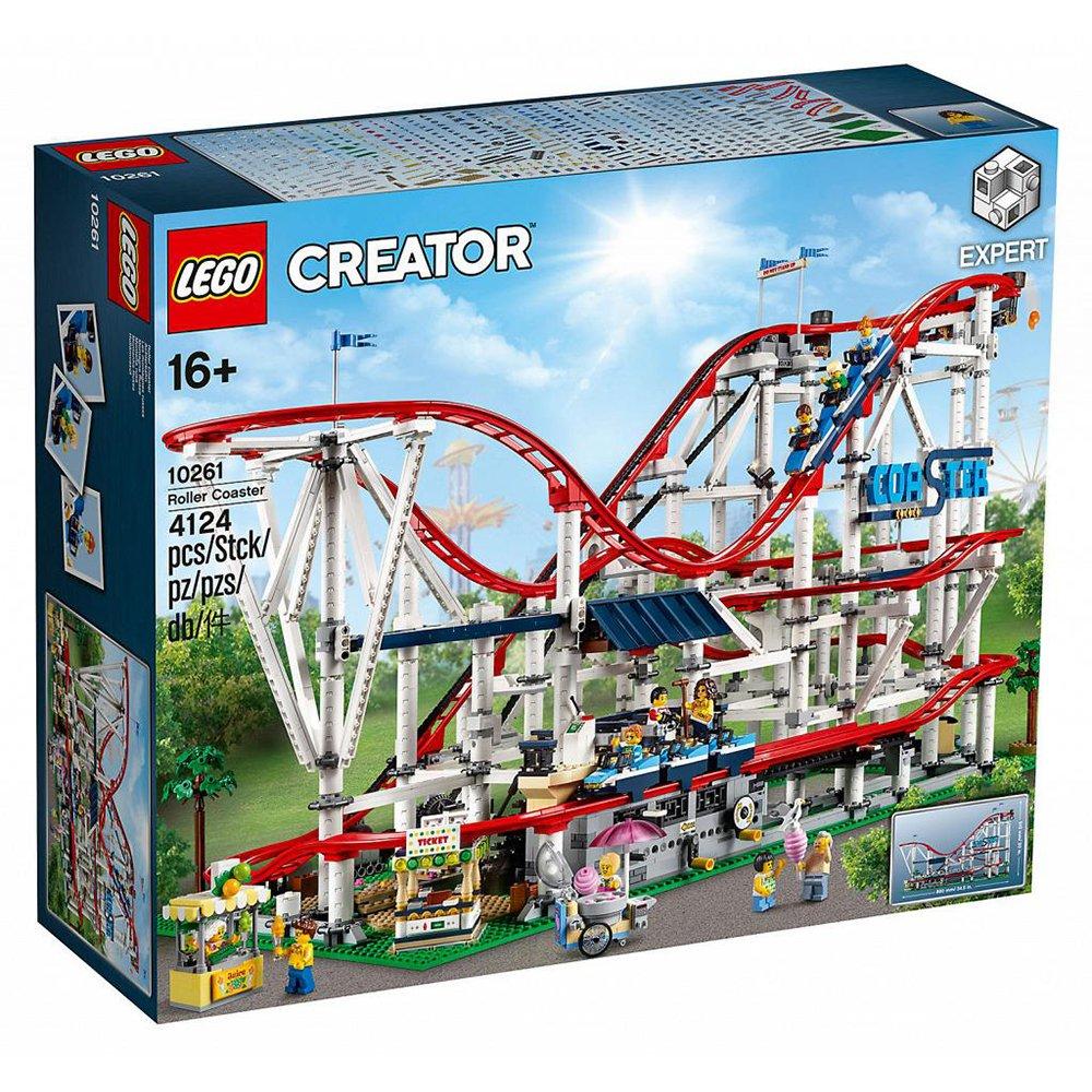 樂高積木 LEGO Creator Expert系列 10261 雲宵飛車
