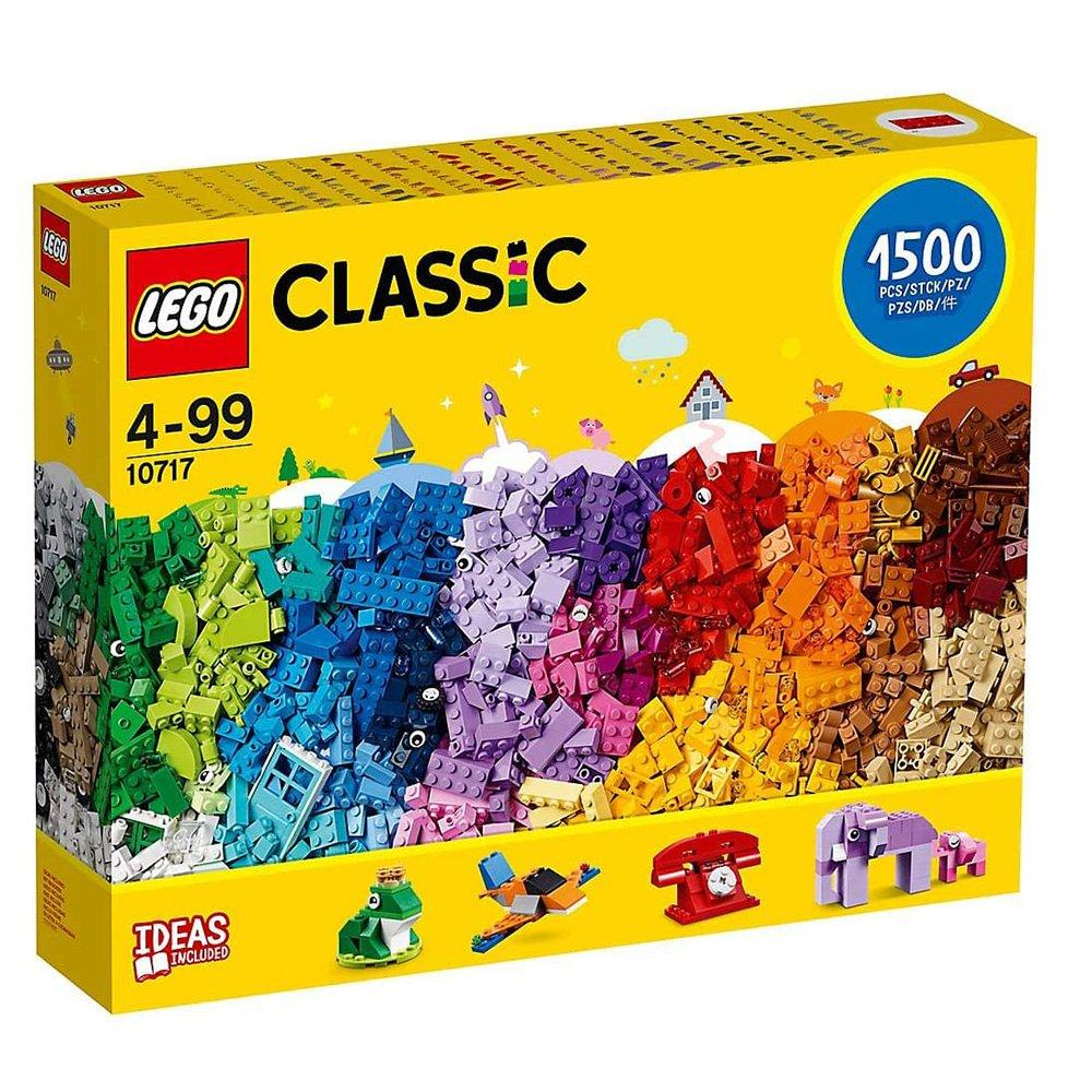 LEGO樂高積木 LEGO Classic 10717 樂高積木創意盒