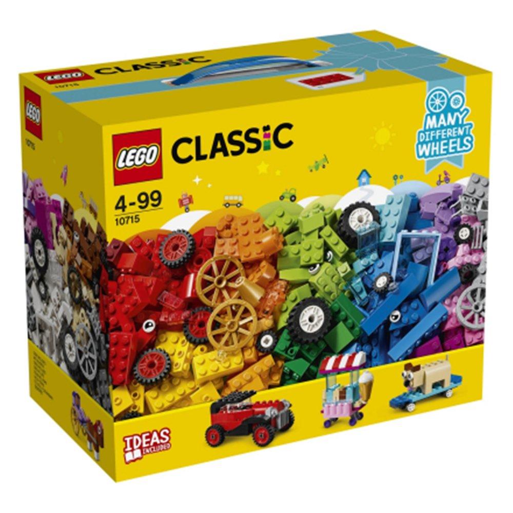 LEGO樂高積木LEGO Classic 10715 滾動的顆粒