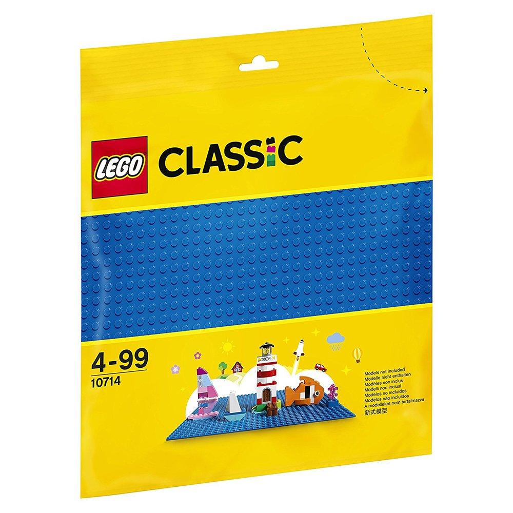 LEGO樂高積木LEGO Classic 10714 藍色底板