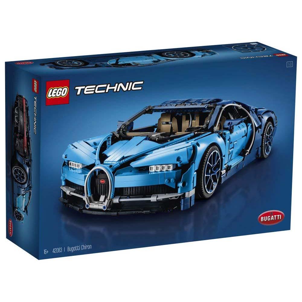 LEGO 樂高積木 Technic 42083 Bugatti Chiron 布加迪