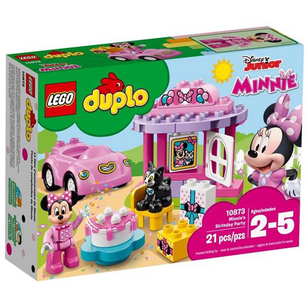 LEGO 樂高積木 Duplo 10873 Minnie's Birthday Party