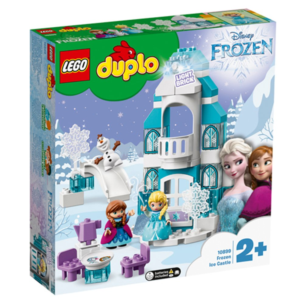 LEGO 樂高積木 DUPLO Princess 10899 Frozen Ice Castle 冰雪奇緣城堡