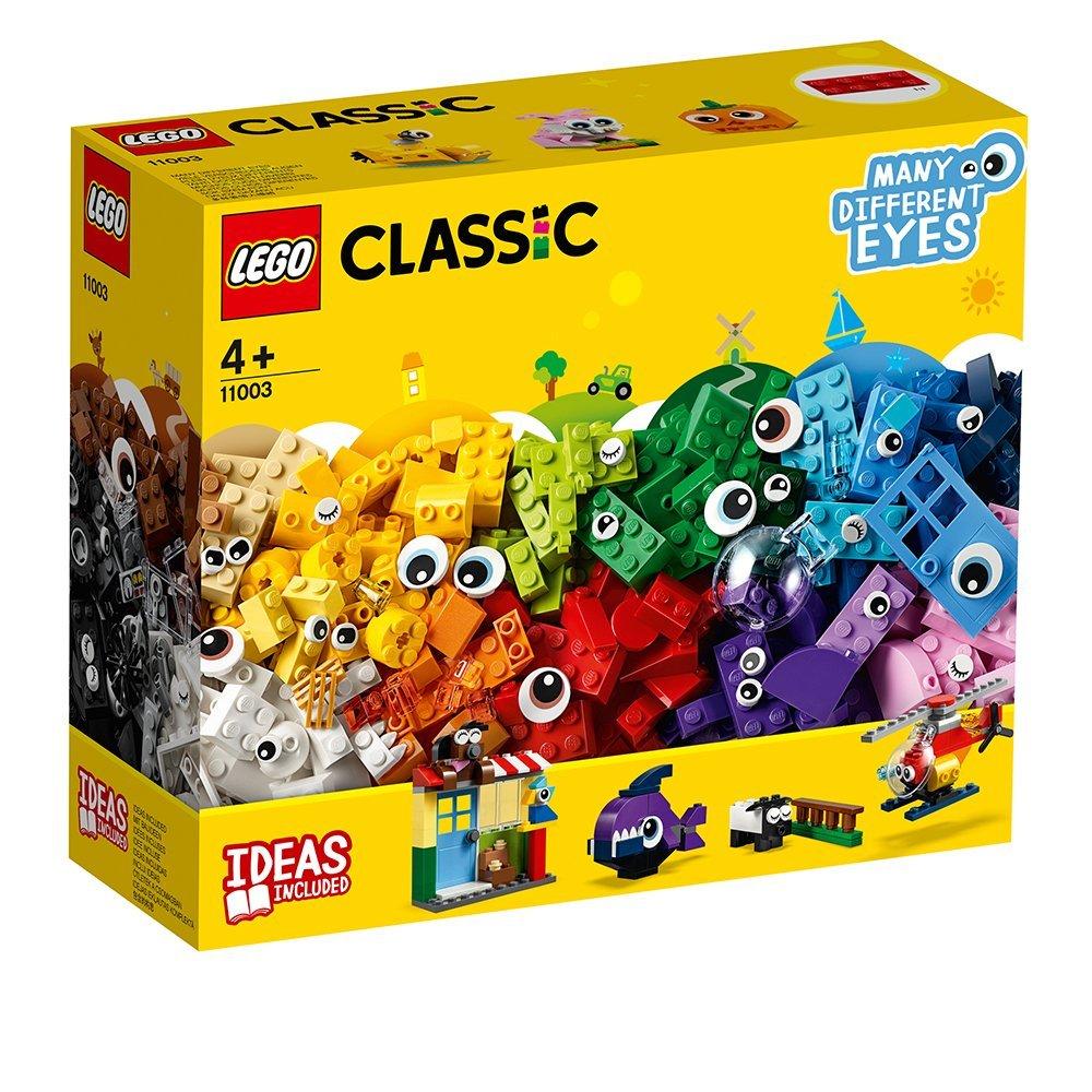 LEGO 樂高積木 Classic 11003 大眼顆粒套裝