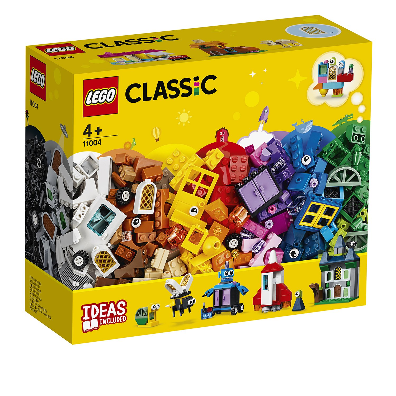 LEGO樂高積木 LEGO Classic 11004 窗戶拼砌套裝