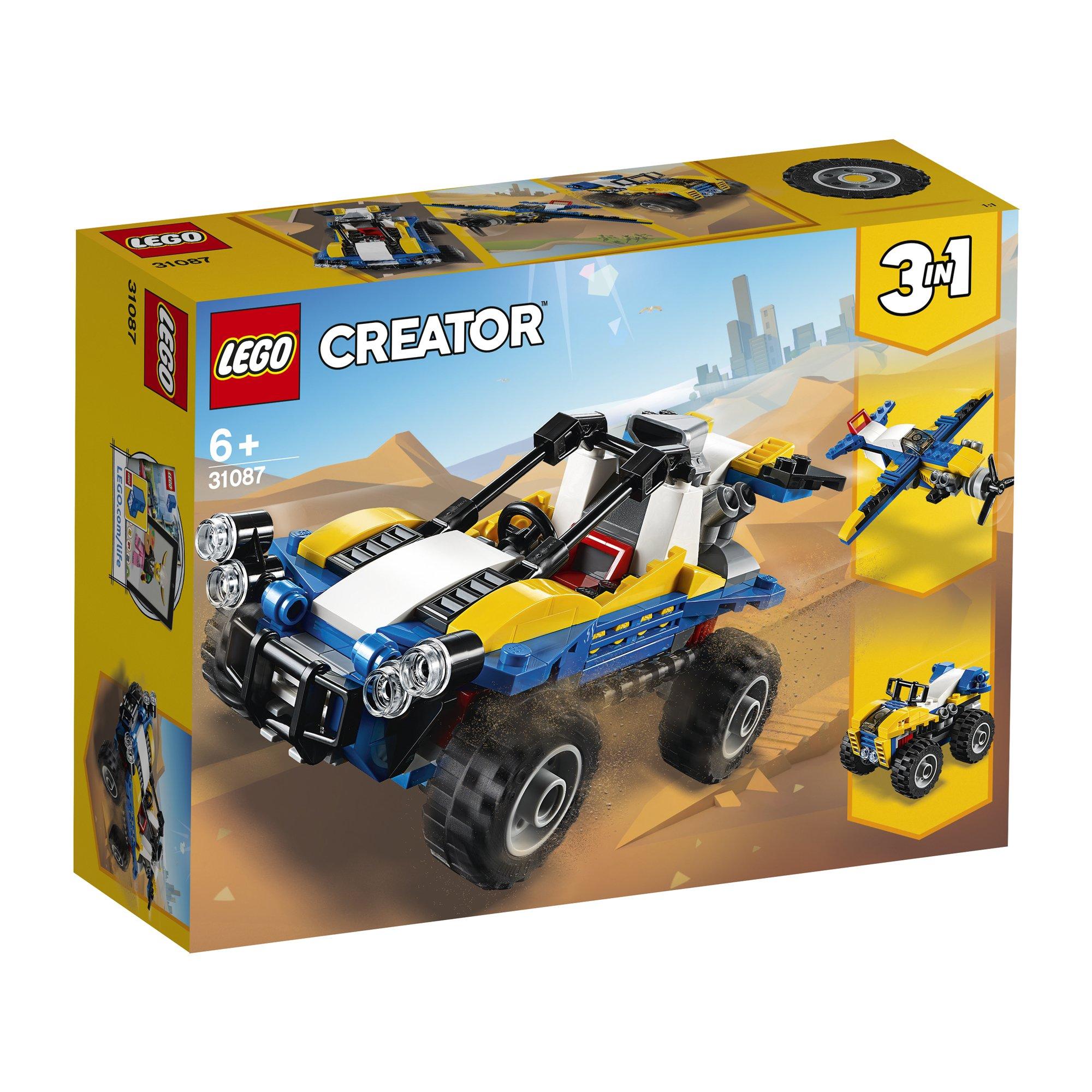 LEGO 樂高積木 Creator系列 31087 沙灘車
