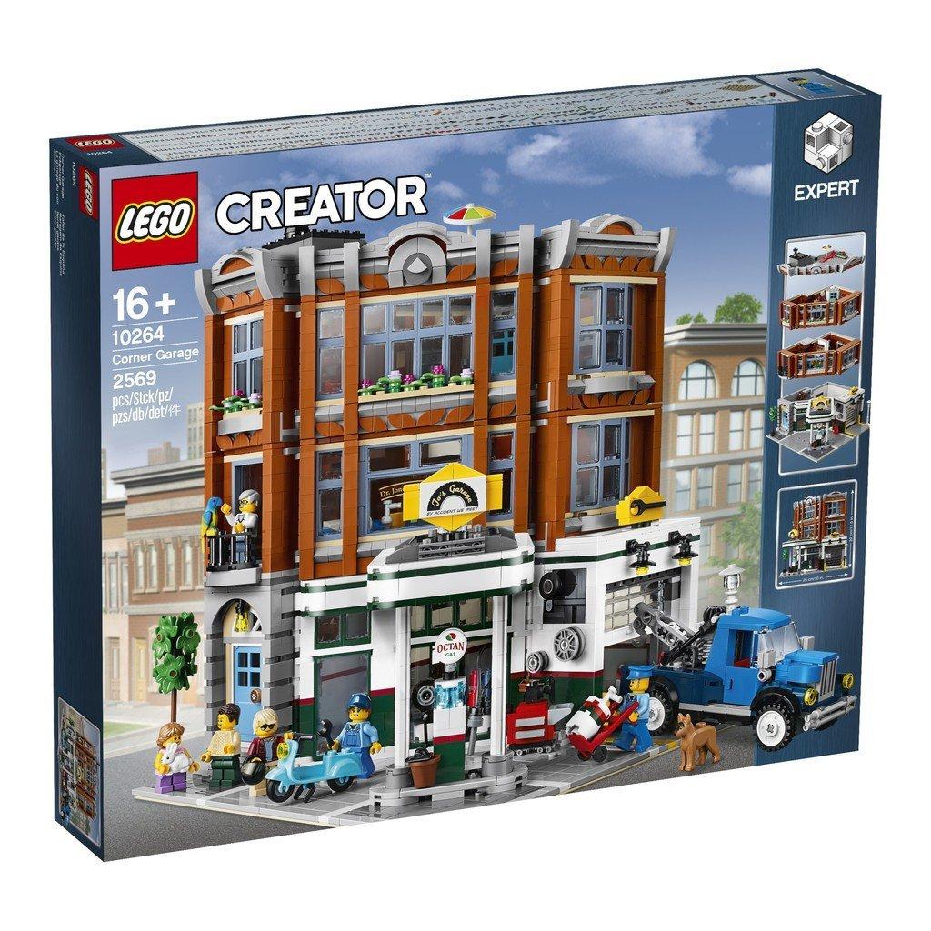 LEGO樂高積木 Creator 10264 轉角修車廠