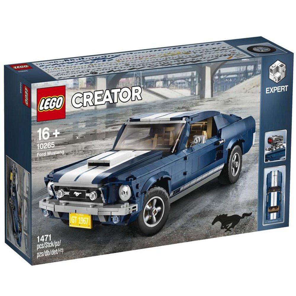 LEGO 樂高積木 Creator Expert系列 10265 福特野馬