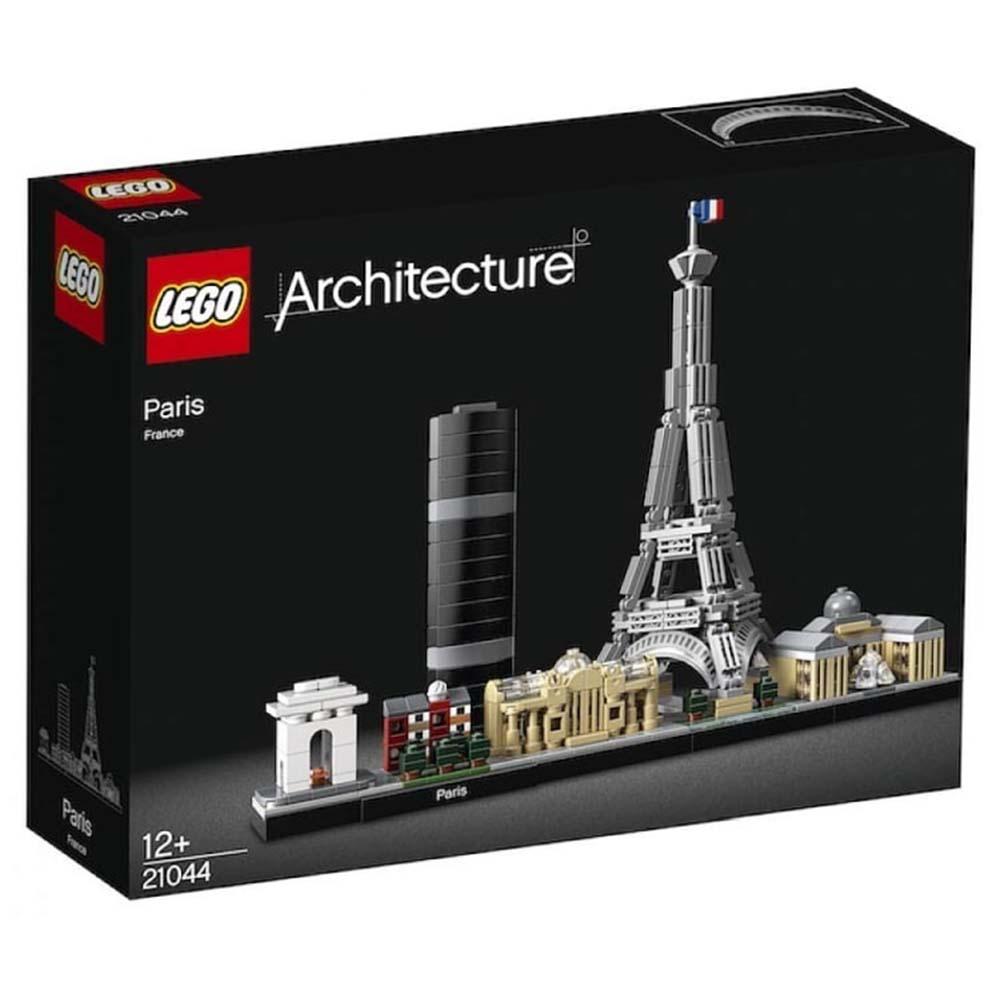 LEGO 樂高積木 Architecture 建築系列 21044 巴黎