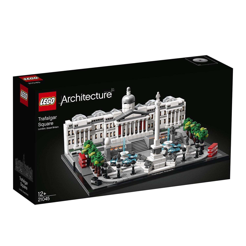 樂高積木 LEGO 建築系列 Architecture 21045 特拉法加廣場