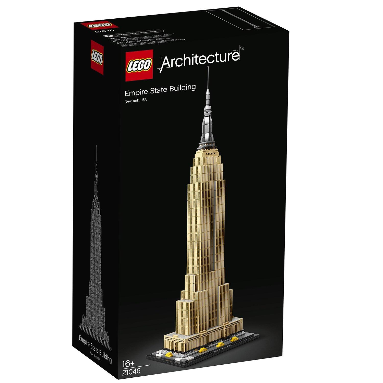 樂高積木LEGO 建築系列 Architecture 21046 帝國大廈