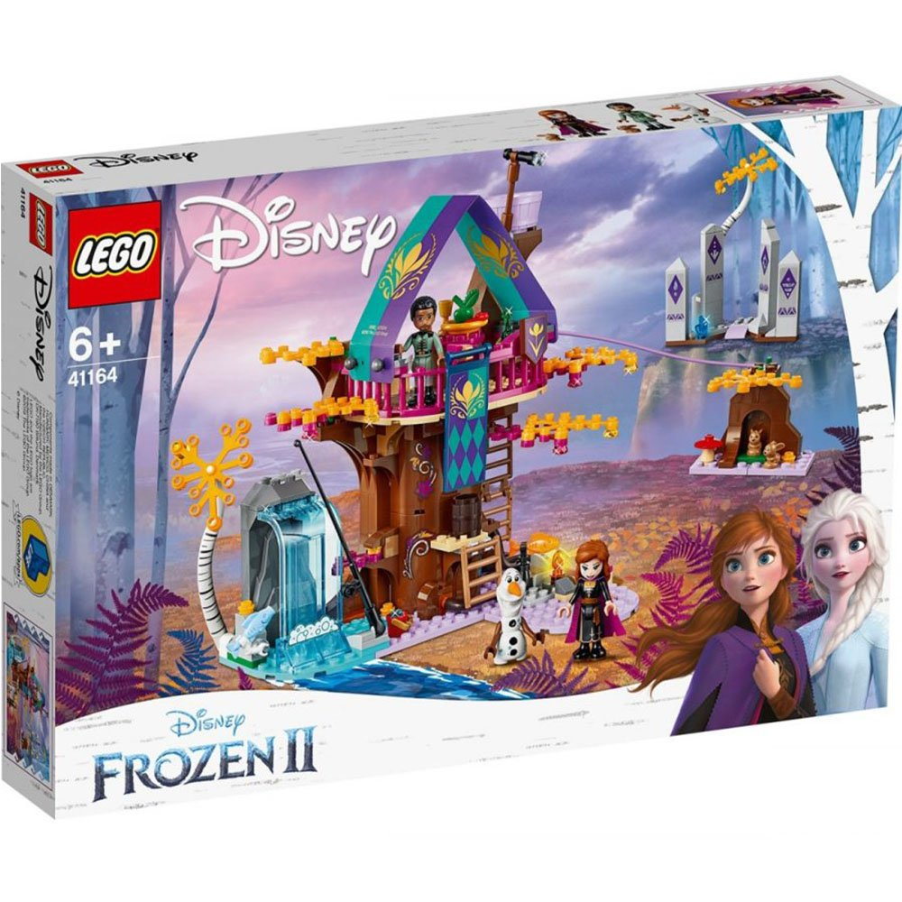 LEGO 樂高積木 Disney Princess 41164 冰雪奇緣2 奇幻樹屋