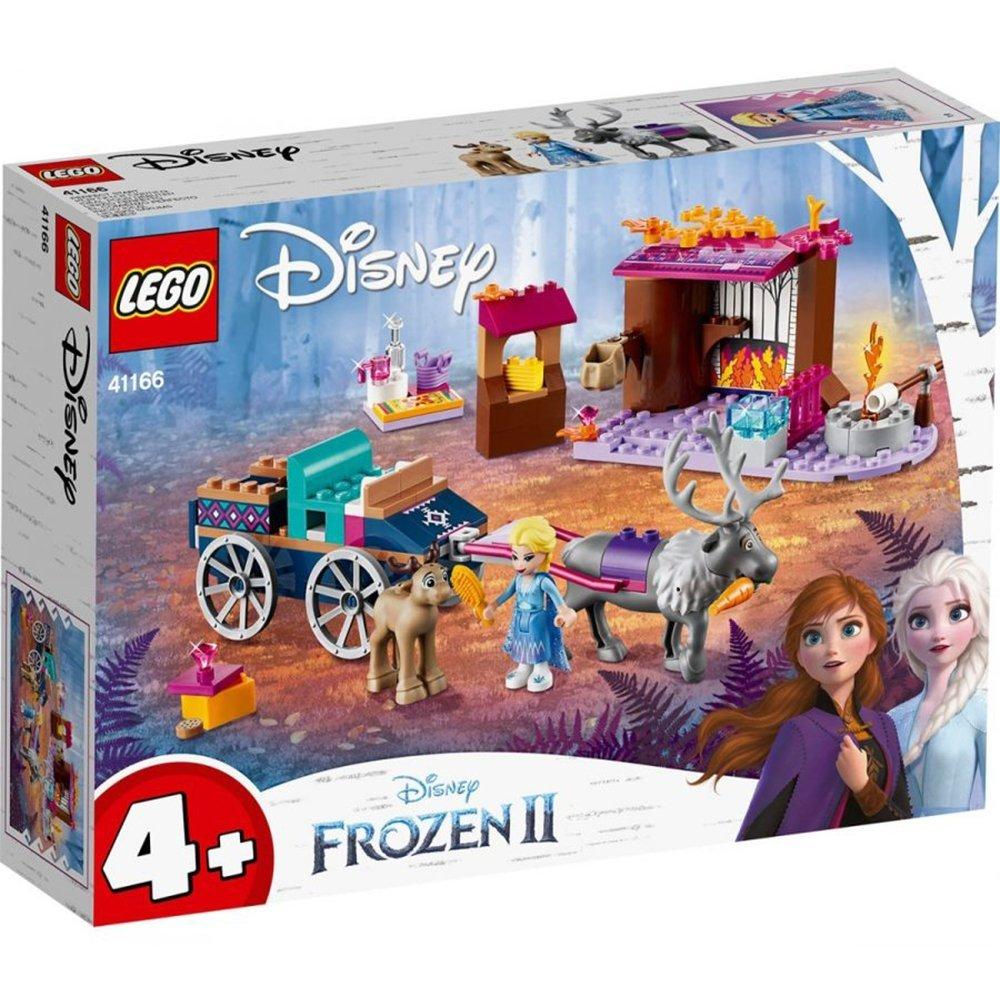 LEGO 樂高積木 Disney Princess 41166 冰雪奇緣2 艾莎馬車大冒險