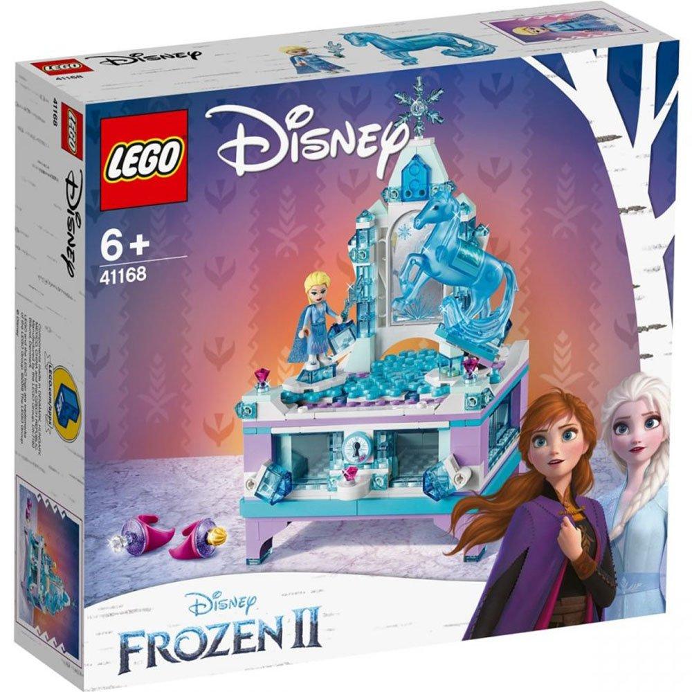 LEGO 樂高積木 Disney Princess 41168 冰雪奇緣2 艾莎的珠寶盒