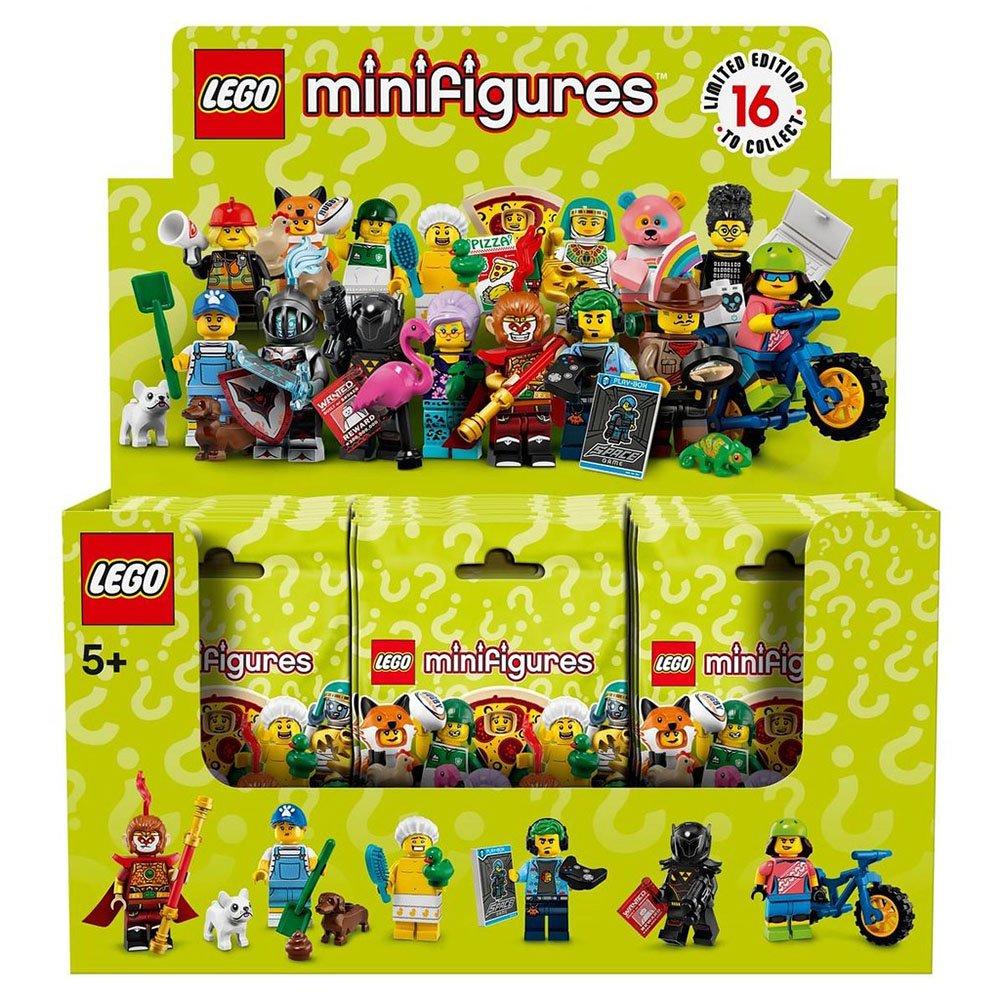 樂高積木 LEGO Minifigures 人偶抽抽樂 71025 第19代